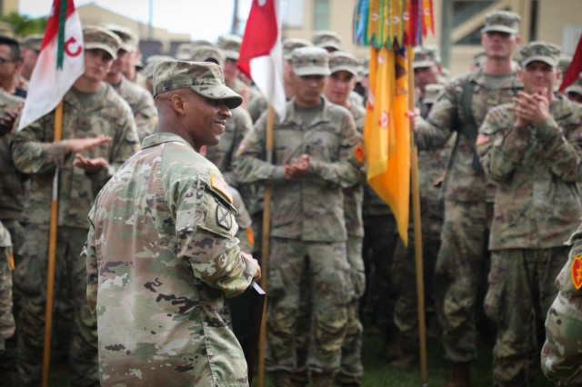 NAACP Honors Bronco Soldier for Outstanding Community Service