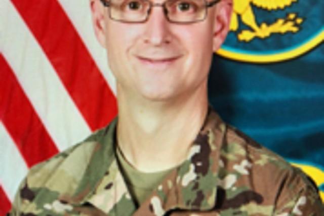 Master Sgt. John Durant