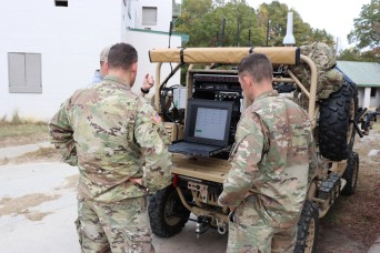 The Army's tactical network empowers advanced goggle platform