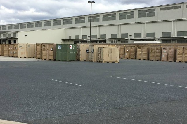 Dover AFB handles massive amounts of cargo. AACA assists Army units clear frustrated or delayed cargo for onward movement.