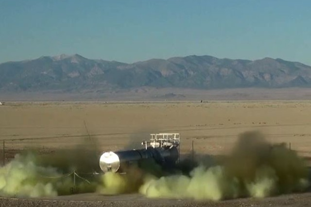 Dugway Proving Ground West Desert Test Center Special Programs Division conducted a series of controlled chlorine gas releases to provide critical modeling data to help develop more accurate response procedures for military Warfighters overseas and civil emergency responders here at home