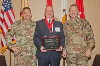 Garrison director wins prestigious IMCOM Stalwart Award
