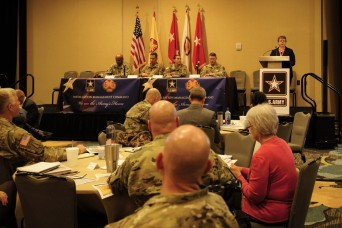 IMCOM command teams discuss housing, installation management best practices