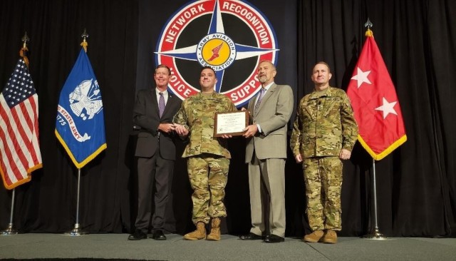 Screaming Eagle earns UAS Soldier of the Year
