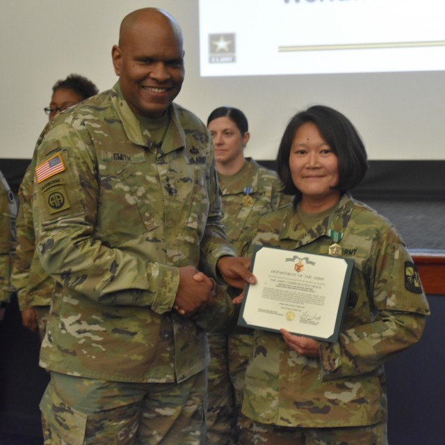 Army IG NCO of the Year honored