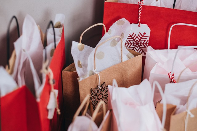 A little planning before purchasing holiday gifts can prevent spending too much and make the holidays brighter.