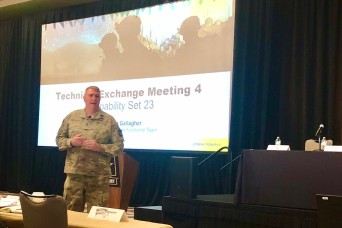 The Army gathers industry to inspire network modernization