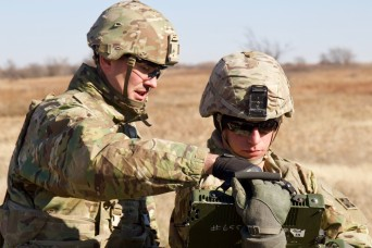 Field Artillery experts advance peer-to-peer training at NCO academy