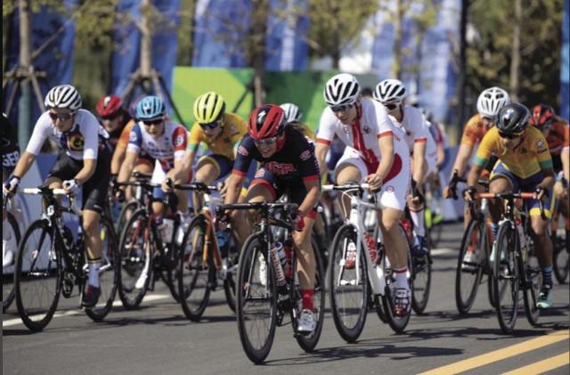 FBCH Cyclist