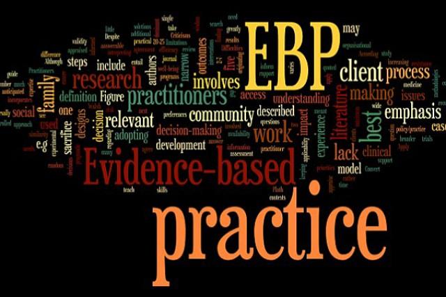 EBP word cloud