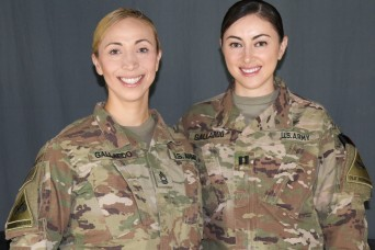 Younger sister outranks older sister on deployment