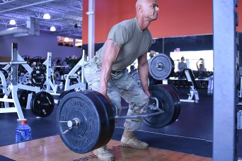 Army staff sergeant embraces physical fitness, wins first bodybuilding event