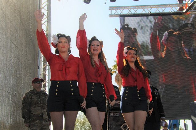 The Manhattan Dolls are returning to the stage at Yuma Proving Ground the YPG 2020 celebration on Feb. 15.