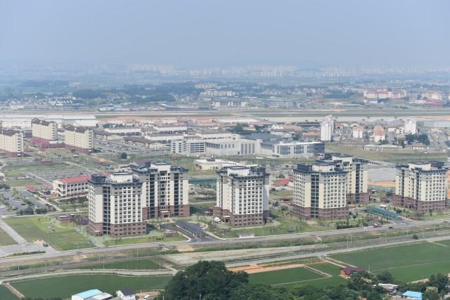 U.S. Army Garrison Humphreys Housing