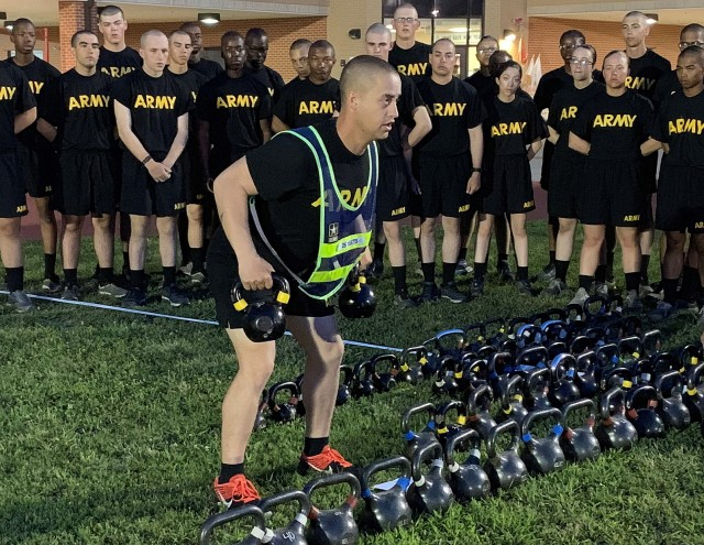31st Engineers pilot new strength-based physical readiness program