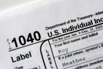 U.S. Army Europe ends face-to-face tax preparation