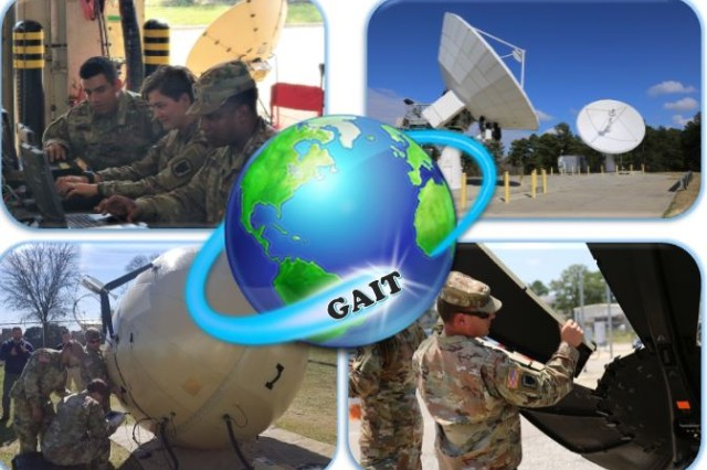 The Global Agile Integrated Transport (GAIT) network design supports the Army's capability set network modernization efforts, including the Integrated Tactical Network, which enables commanders to leverage military and commercially available networks and more easily share information with coalition mission partners; and new military formations such the Security Force Assistance Brigades, and the Expeditionary Signal Battalion-Enhanced pilot unit.