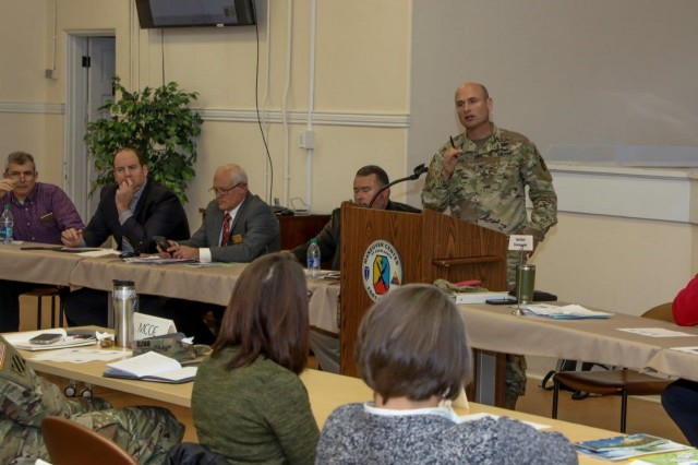 Fort Benning Housing Town Hall Meeting