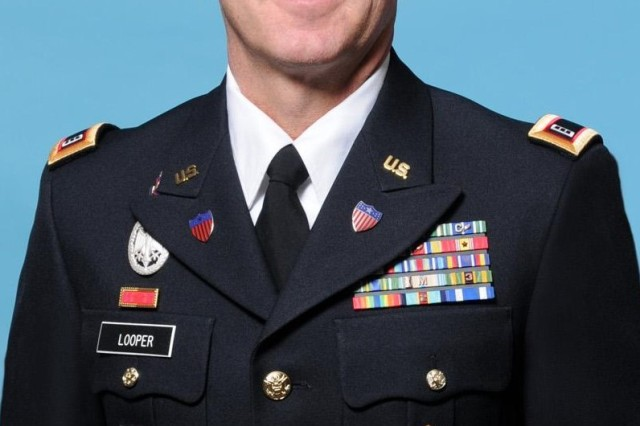Chief Warrant Officer 4 Michael Looper is the South Carolina Army National Guard Human Resources Systems Chief. He led a team of six Soldiers and one Army civilian over the last nine months, helping South Carolina convert from the Standard Installation and Division Personnel Reporting System (SIDPERS) to the Integrated Personnel and Pay System- Army (IPPS-A).
