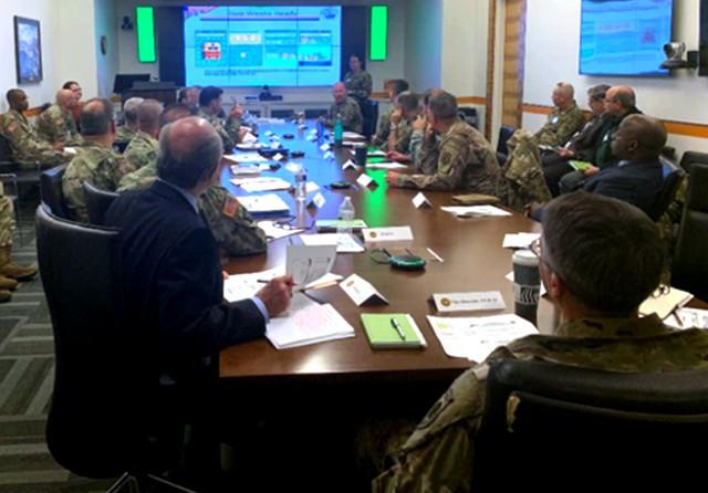 NGB, Washington Guard plan for earthquake response exercise