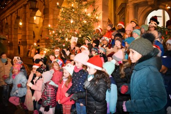 USAG Ansbach celebrates annual tradition in Rothenburg