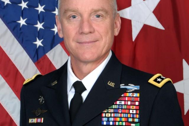 Commanding General, Lt. Gen. Beaudette, U.S. Army Special Operations Command