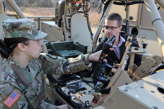 C5ISR Center integrating first set of Army expeditionary command-post components
