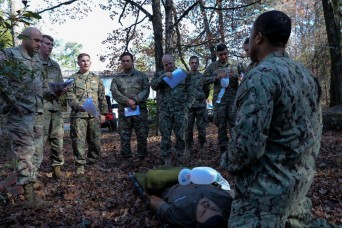 New method for treating combat wounds being vetted at Fort Benning
