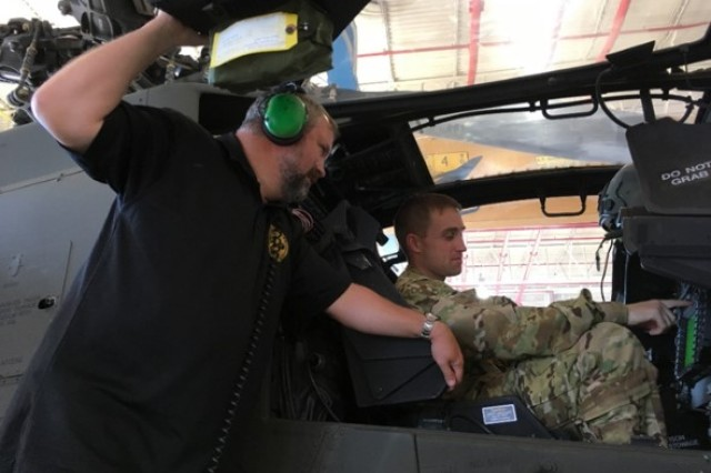 Whether in the classroom or on the flight line, the Aviator- ARAT-PO relationship is constantly in action