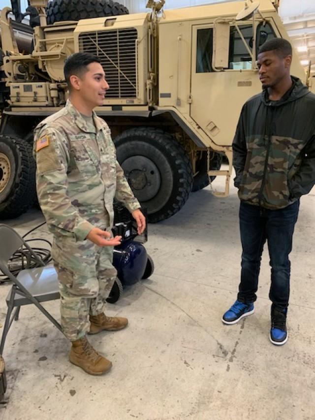 82nd ADSB partners with Fayetteville Recruiting Company
