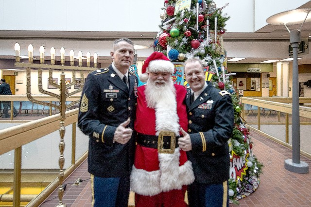 SGM and CDR with Santa