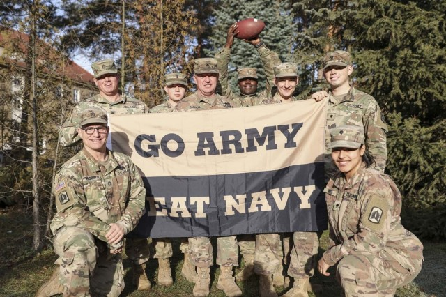 Soldiers all over the world are motivated and awaiting the 120th clash between Army-Navy this Saturday, Dec. 14 at Lincoln Financial Field in Philadelphia. Army will be looking to win their fourth straight game over the 23rd ranked Midshipmen.