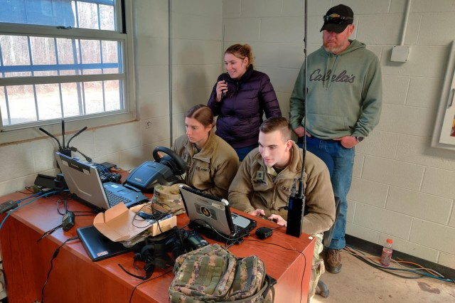 The Squad with Autonomous Teammates-Competition (SWAT-C) capstone team is a multi-disciplinary capstone team consisting of cadets and faculty from EECS, CME, Systems, DMI and the Close Combat Team.