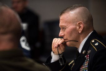 Troxell reflects on four years in military's top enlisted post