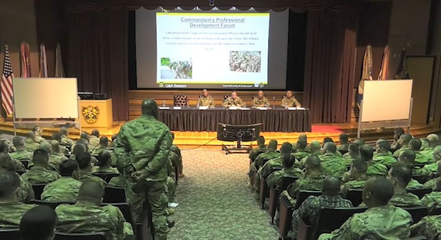 NCOLCOE holds a roles and responsibilities panel to ensure a culture of trust