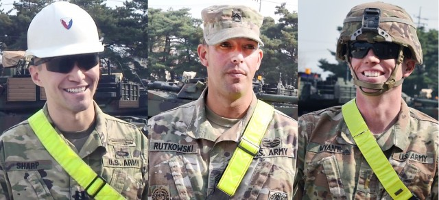 In their own words: 1-12 Cav Soldiers reflect on their recent APS-4 experience