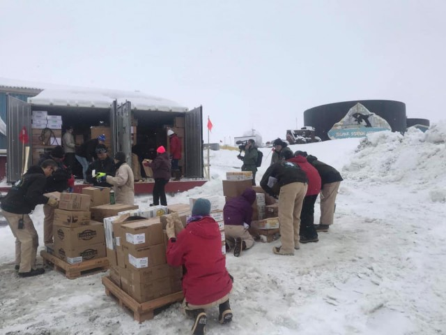 Antarctica: Where food safety matters