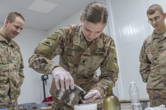 Preventing illness keeps Soldiers on mission