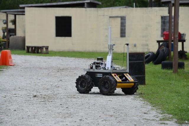 No. 1: Army advances robotics research