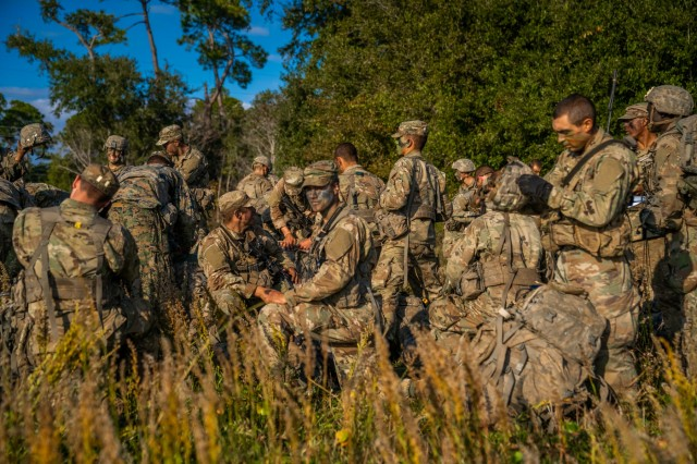 National Guard seeks Ranger candidates through Fort Benning's OSUT units