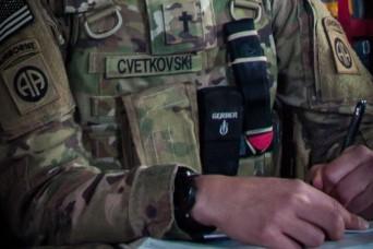 Airborne Chaplain Notes