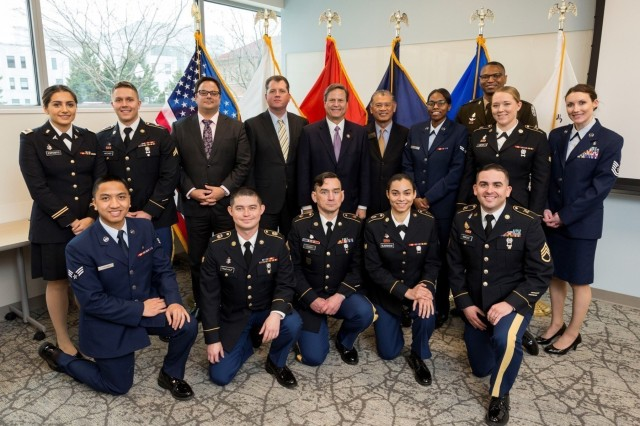 Medical Soldiers among SMART graduates at Cooper ...