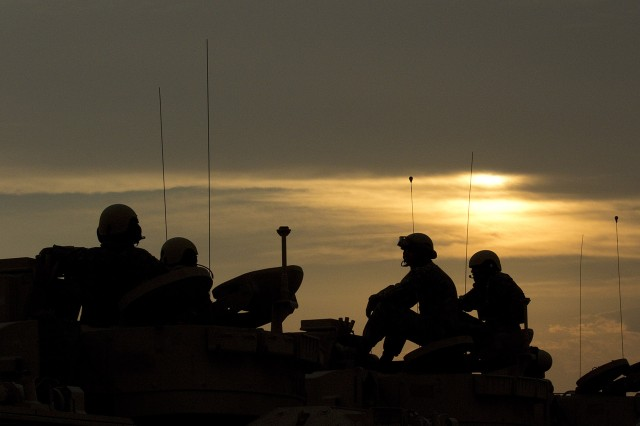 Soldiers, leaders emphasize integration, interoperability at Iron Union 12