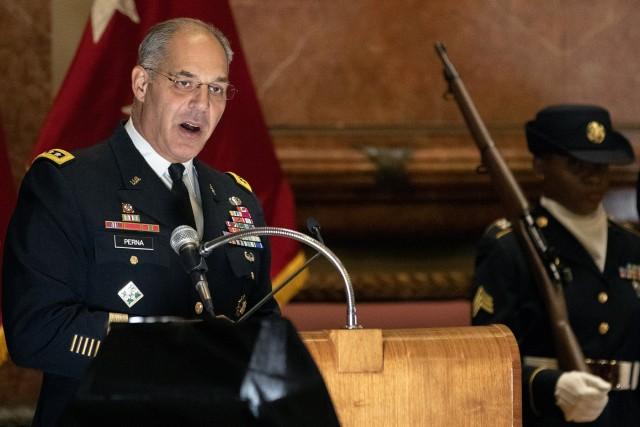 Bennett takes command of USAFMCOM
