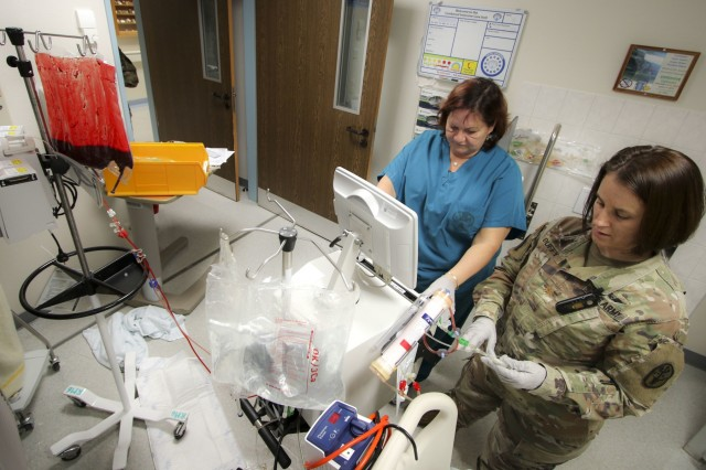 Specialized training for Army nurses advancing care for critically-ill patients