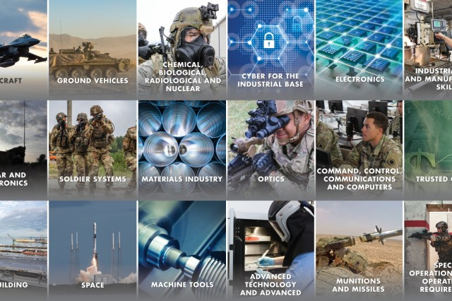 Cornerstone OTA fast-tracks research, development, prototyping, demonstration, qualification and integration of manufacturing capabilities and capacities, across multiple technical sectors. Sectors can be added or removed by the government as needed. (Graphic courtesy of Adele Ratcliff, Industrial Base Analysis and Sustainment Program director)