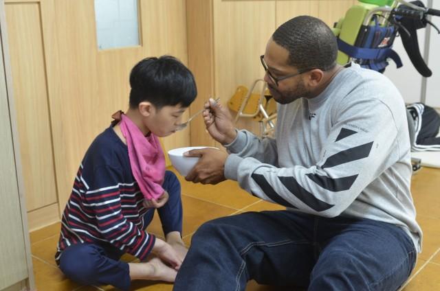 Volunteering builds relationships and cultural awareness in Korea