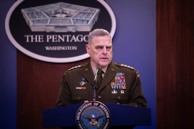 Although Iranian missiles damaged equipment and infrastructure at U.S. and ally-occupied military installations in Iraq Tuesday, training and defensive readiness paid off in no lives being lost, the chairman of the Joint Chiefs of Staff said.