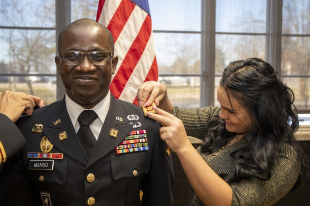 How 9/11 inspired a life of service for Army officer