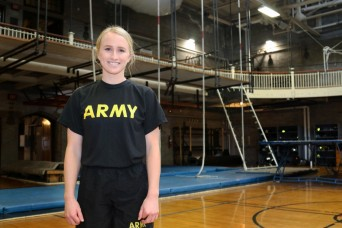 Cadet achieves max grade in total body fitness test